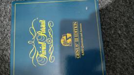 Vintage 1992 trivial pursuit genus 111 edition