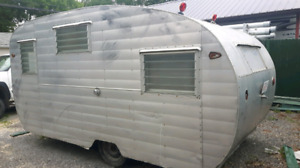 50's Travel Trailer