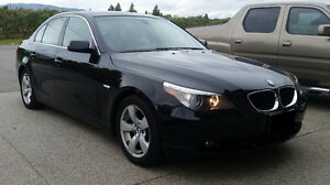 2004 BMW 530i Sedan ONLY 102 KMs