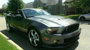 2011 Ford Mustang GT Cabriolet (clone de SHELBY)