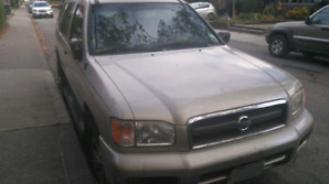 03 Pathfinder - Strong Engine! Need it gone ASAP
