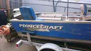 Fishing boat package