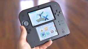 Nintendo 2ds with Pokemon  West Island Greater Montréal image 1