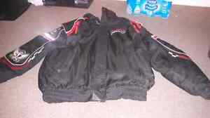 MENS SNAP ON SNOWMOBILE JACKET PU IN DURHAM ONT