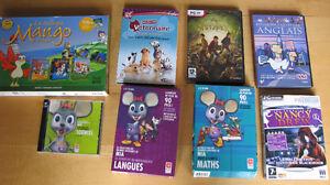 Jeux divers pour ordinateur pour enfants
