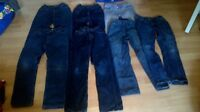 BOY'S SIZE 8 JEANS (ALL SKINNY FIT)