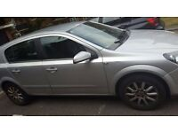Breaking for parts Vauxhall Astra H in Silver