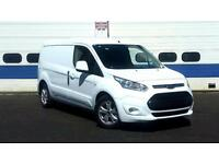 Ford Transit Connect 240 LWB Limited 120ps