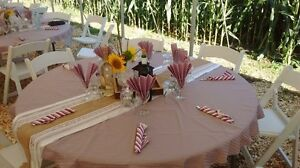 Wedding country decorations