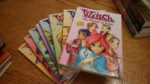 Witch: the Power of Five-7 book set