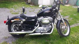 FOR SALE - 2009 Harley Davidson Sportster 883 XL