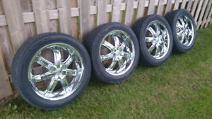 Ford Edge Rims And Tires