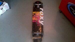 Roxy skateboatd