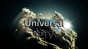 Universal IPTV offers 1080p HD 60fps The Best IPTV on the net!