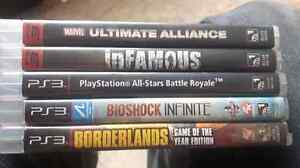 Need these ps3 games gone asap London Ontario image 1