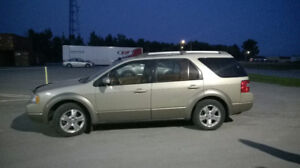 2006 Ford FreeStyle/Taurus X Familiale