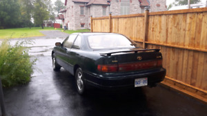 1994 Toyota Camry LE V6 2 Door! Very rare.