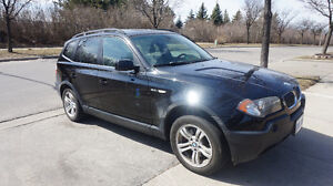2005 BMW X3 3.0L ** NO ACCIDENTS ** CERTIFIED