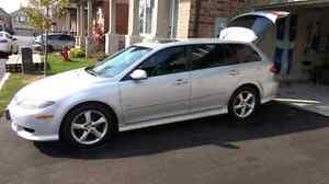 2004 Mazda 6 Wagon AS IS