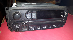 2004 Dodge Caravan Original Radio
