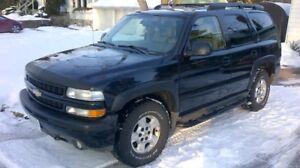 2004 chevy Tahoe z71 4x4 2700 obo