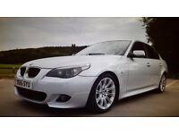 55 PLATE BMW 535D TD DIESEL SPORT AUTO, I DRIVE