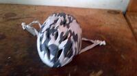 Boys' bike helmet