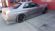 Nissan R34 Skyline coupe GTR and GTT M style Boot lip Liverpool Liverpool Area Preview