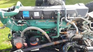2013 Volvo D13 engine complete