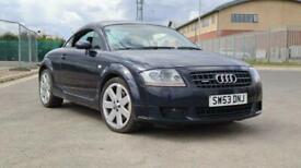 image for 2003 Audi TT 3.2 V6 QUATTRO 3d 247 BHP Coupe Petrol Automatic