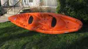 Kayak pélican 130t tandem