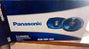 Panasonic car speakers Belleville Belleville Area image 1