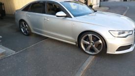 Audi A6 3.0 tdi S line