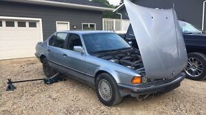 Looking for bmw e32 parts
