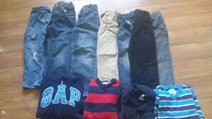 Back to School Clothing Lot-5T