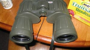 """Japanese Made 10by50 quick focus binoculars work good!!"