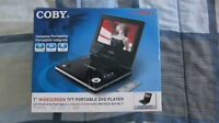 Portable DVD Player 7 WIDSCREEN