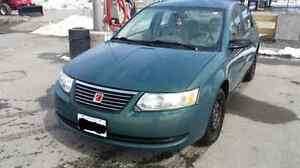 2007 Saturn Ion AS IS - Great condition IN and OUT