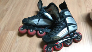 Patin rollerblade mission