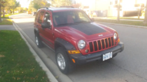 Jeep Liberty CRD (Turbo Diesel)