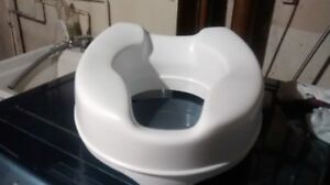 toilet seat for Knee or hip replacment surgery