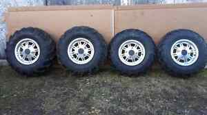 Can am tires and rims Prince George British Columbia image 1