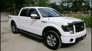 2013 Ford F150 FX4 w/402a package LOADED!!! Certified
