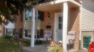 3 bedroom Main level of home West end utilities included