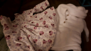 Baby girl clothes 6 to 12 mos