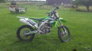 2010 KXF450
