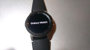 SAMSUNG Galaxy Watch 46mm/ Waterproof 50m/ GPS navigation/gear s