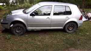 2004 Volkswagen tdi (parts)