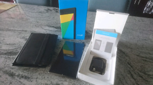 Mint Condition 2013 16gb WiFi Asus Nexus 7