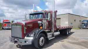 Plate-forme Towing kenworth T800 2012